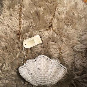 Handbags - Seashell crossbody bag